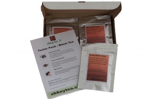 Taster Pack - Black Tea
