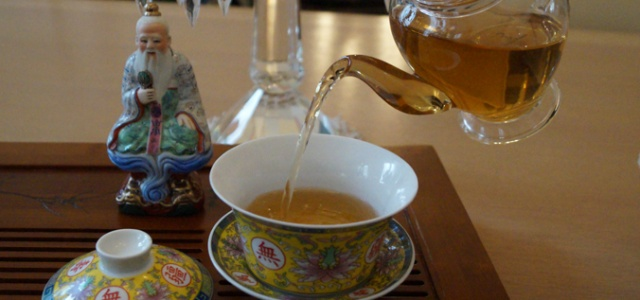 How to make a perfect cup of tea........using loose leaf tea